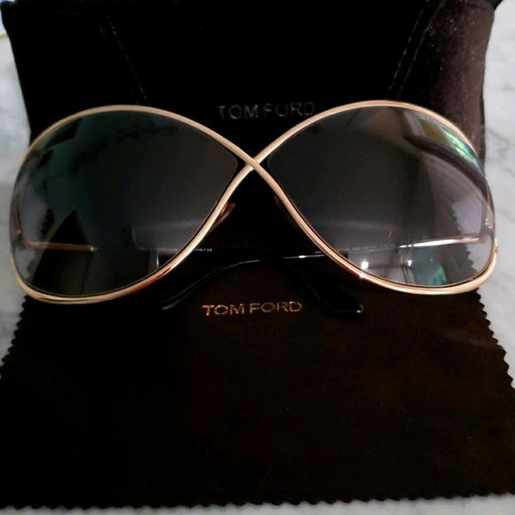 Tom Ford iconic sunglasses